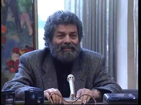 LA CHARTE INTELLECTUELLE (Genève 1994). Vidéo 24 sur 26