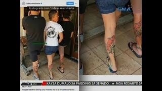 Mayor Sara Duterte at iba pang personalidad, may tattoo post na tila patama kay Sen. Trillanes