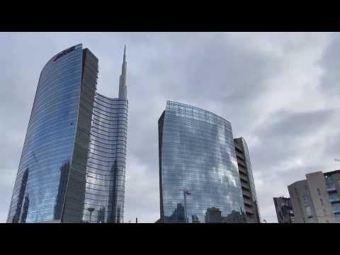 Milano (Città Expo 2015) Time Lapse