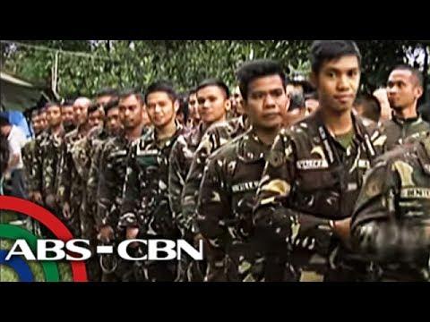 TV Patrol: Mga tatay na sundalo sa Marawi, sinaluduhan sa Father's Day