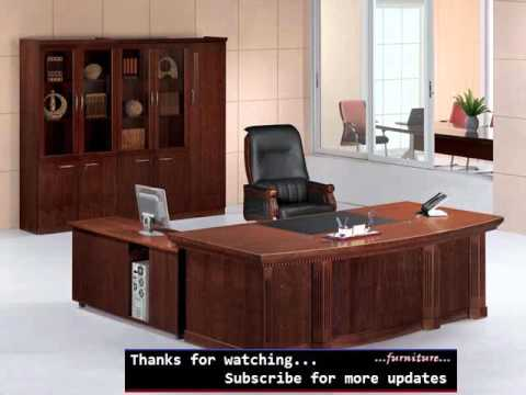 modern executive office furniture design ideas romance youtube