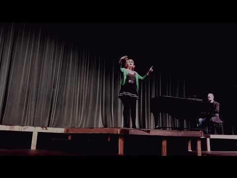 """The Mad Hatter"" Wonderland the Musical - Katharine Bartosz, Soprano"