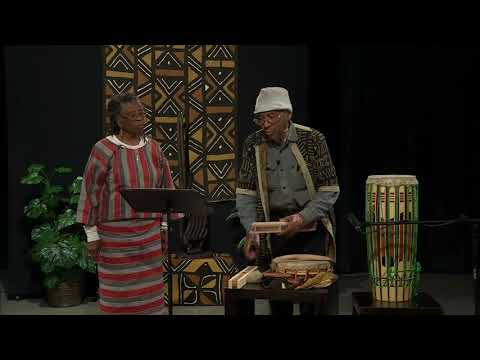 Artist Expression: African Drummer History