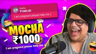 @Tanmay Bhat gets a Weird Question to Answer!😂😂 - Sending Funny Superchats to Indian Streamers!