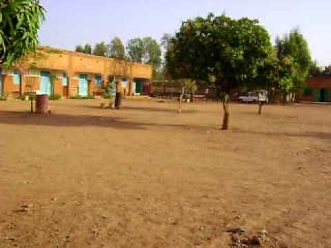 West Africa hostel