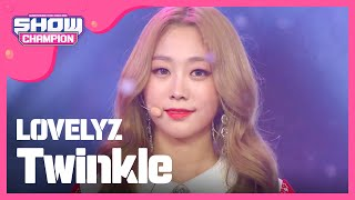 Show Champion EP 253 LOVELYZ Twinkle