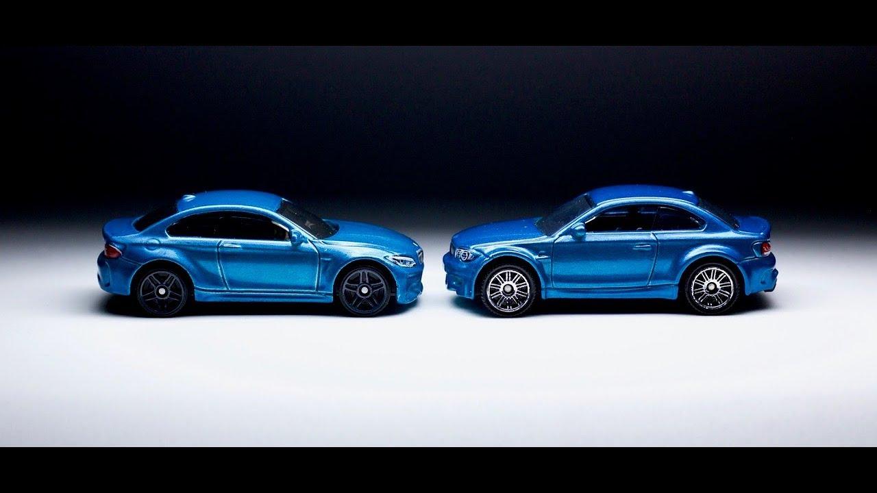 Battle Of The Baby Bimmers Hot Wheels Bmw M2 Vs Matchbox Bmw 1m