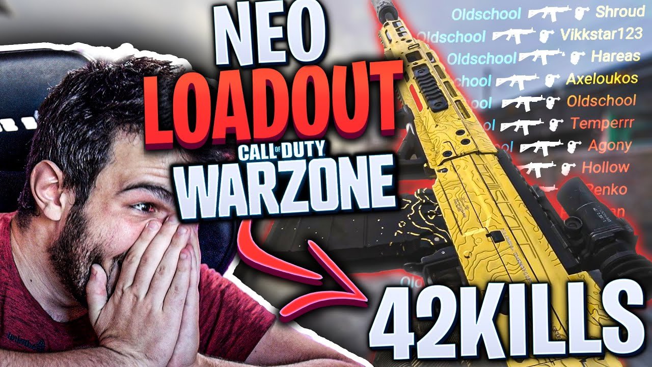 ΤΟ ΚΑΛΥΤΕΡΟ GRAU / MP5 LOADOUT 42 KILLS - BEST Assault Rifle - Call of Duty Warzone | Oldschool