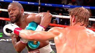 Floyd Mayweather vs. Logan Paul - Why Floyd Mayweather Won Against Logan Paul