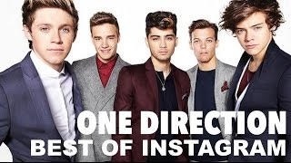 ONE DIRECTION - BEST OF INSTAGRAM (2012-2014)