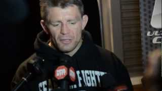 UFC on Fuel 7: Post Fight  Tom Watson on Heart, Chin, Mental Victory & TRT Users