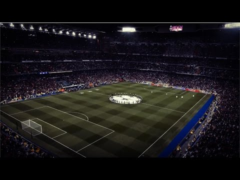Exploring Madrid and CHAMPIONS LEAGUE #AFH