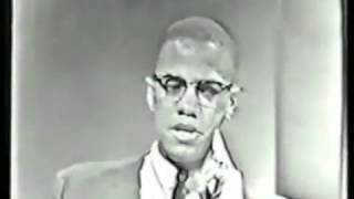Martin Luther King and Malcolm X Debate   YouTube