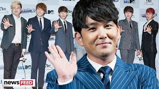 K-Pop Star LEAVING Super Junior After 14 Years!