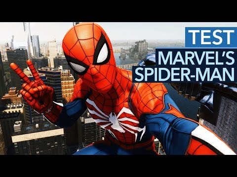 Marvel's Spider-Man Im Test / Review - Nur Fast So Gut Wie Die Batman Arkham-Spiele