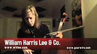 William Harris Lee & Co. Cello: Helen Money