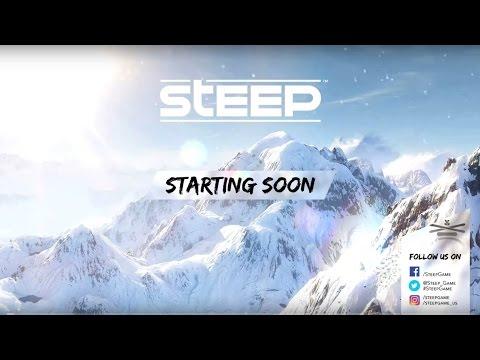 Steep - Livestream with Julien Lopez