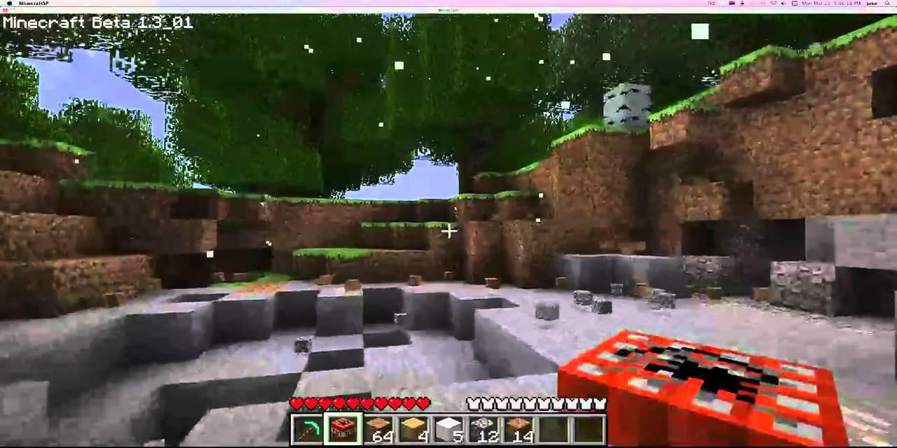 minecraft invedit 1.5.1