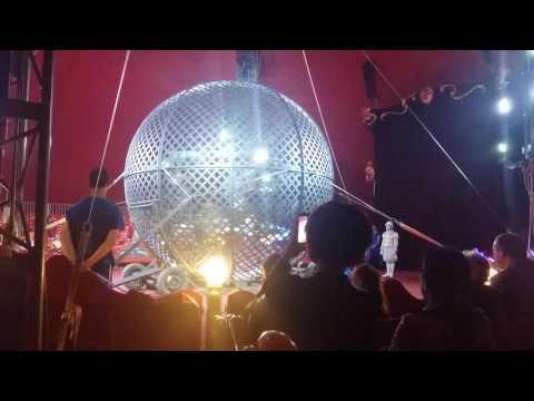Circus Balkanski - The Globe of Death !!!