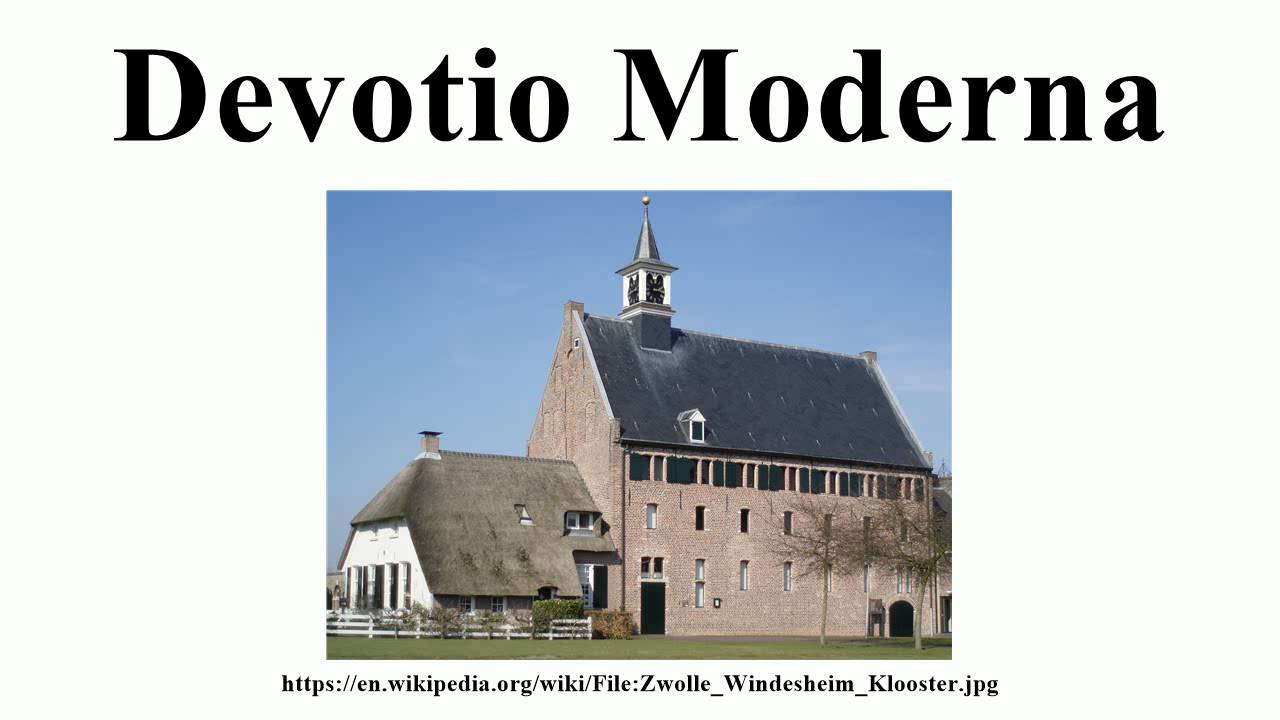 DEVOTIO MODERNA PDF DOWNLOAD