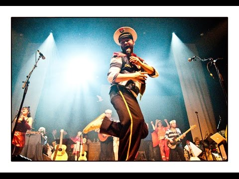 Kapitein Winokio : Berenconcert live vanuit AB!