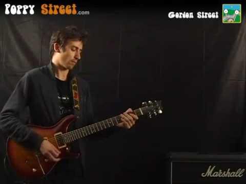 Gordon Street - Poppy Street Clip Live