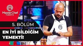 Eli Kesildi, Yemeği Yapamadı! - MasterChef 5. Bölüm