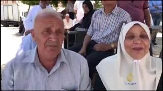 فلسطينيون في منطقة باب العامود منعوا من دخول الأقصى