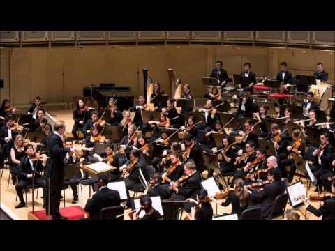 R.Strauss. Ein Heldenleben -Chicago Civic Orchestra