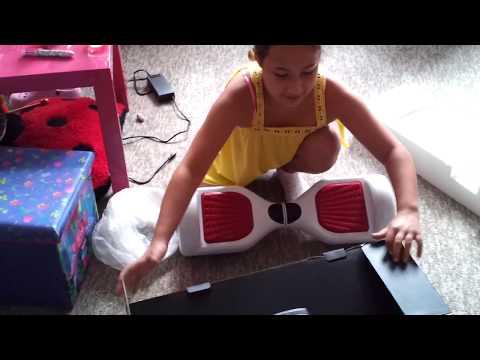 Hoverboard Mekotron 6 von Mediamarkt Test