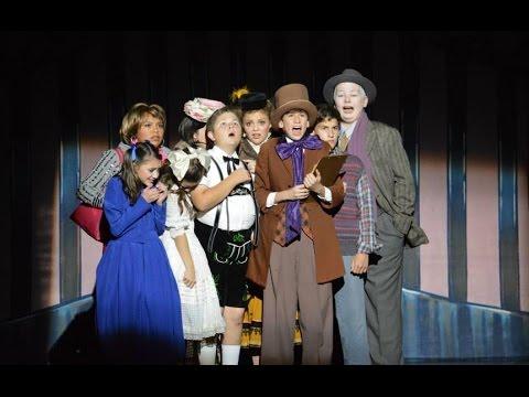Willy Wonka Live- Outside of Wonka's Factory (Act II, Scene 1)