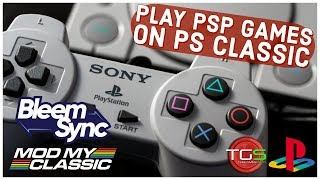 PSP games on PS Classic | How To Tutorial - Quick Tips #7