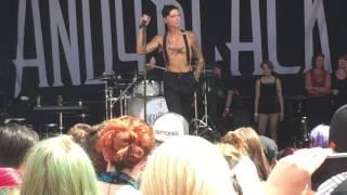 Homecoming King - Andy Black Warped Tour 2017 Salem, OR
