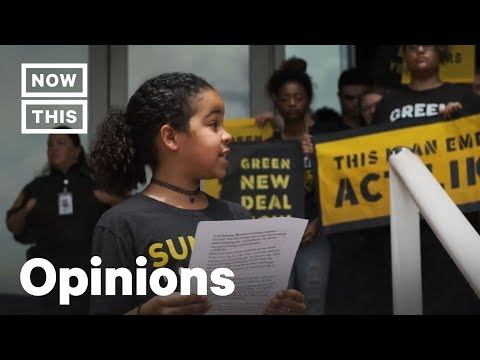 How These Climate Activists Are Successfully Pressuring Democrats | Opinions | NowThis