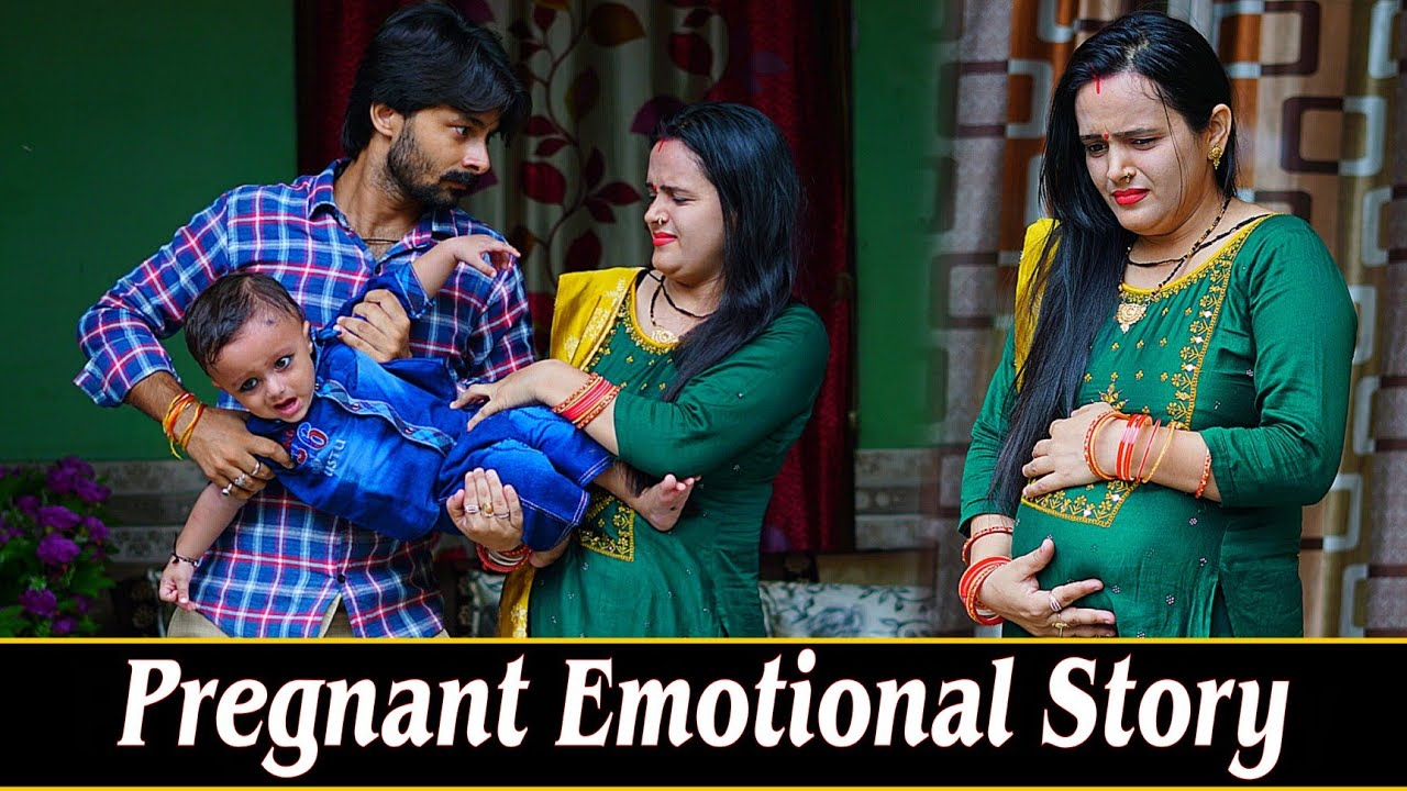 Pregnant Emotional Love Story | Hum Teri Mohabbat Mein Yun Pagal Rehte Hai | Heart Touching