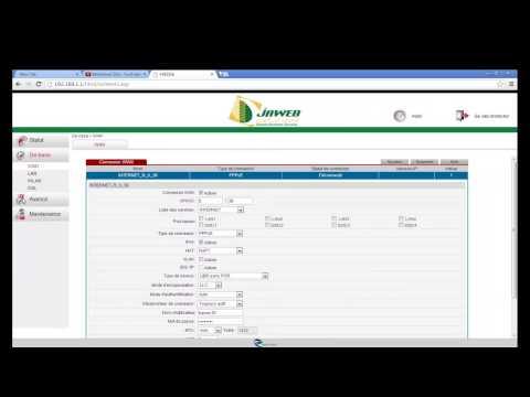 اعداد مودام home gateway HG532e routing - OnTrailer