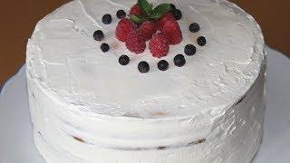Молочная Девочка торт  рецепт, готовим за 30 минут