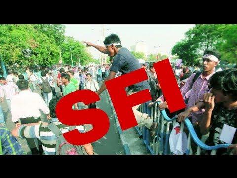 MG പാവപെട്ട വിദ്യാർത്ഥികളുടെ ചോര ഒഴുകിയ മണ്ണാണ് SFI