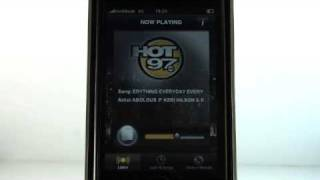 iPhone apps - Hot 97 FM