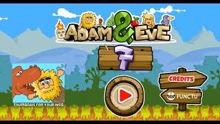 Adam and Eve 7 Walkthrough Gameplay || Adam y Eve 7 Solución en Español