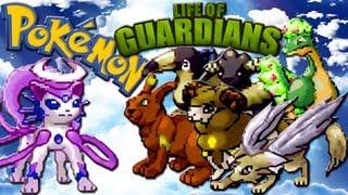 Pokemon Ruby Destiny - Life of Guardians: Introducing Couple of Fake Pokemon