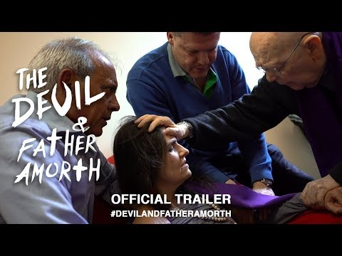 The Devil and Father Amorth  (2018)   Official US Trailer HD