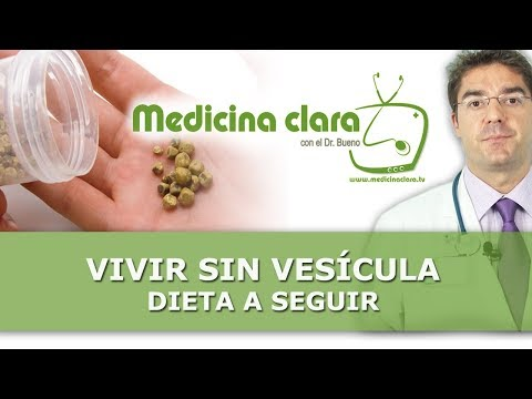 dieta vesicula operada