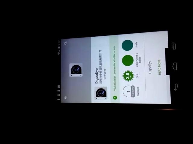 Digoo DG-M1Q 960P App Installation