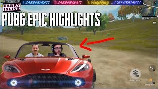 BANLIYE BHAI CHAMPION | EPIC PUBG MOBILE FAIL Carryminati Highlight