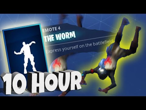 FORTNITE - THE WORM 10 HOUR