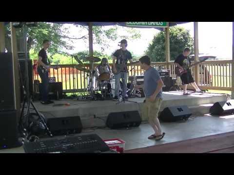 Kenosha Conservatory of Music Rock Band Class