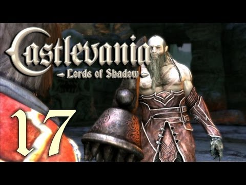 Let's Play Castlevania Lords of Shadow #17 - Cornell, der Fürst der Lykaner [HD]