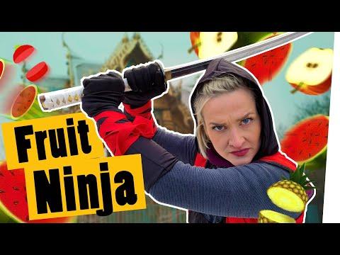 Challenge: Fruit Ninja