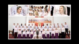 Христианский Гимн ВЕРУЕМ! Хоровое пение